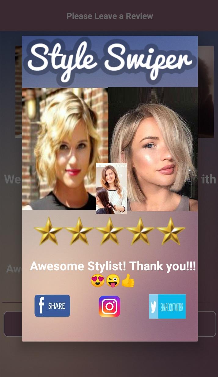 hair stylist app
